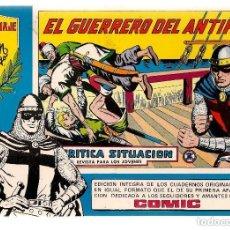 Livros de Banda Desenhada: EL GUERRERO DEL ANTIFAZ-EDICIÓN HOMENAJE A MANUEL GAGO-Nº 97 -1983-BUEN ESTADO-DIFÍCIL-LEAN-8286. Lote 186459303