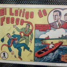 Tebeos: COMIC ROBERTO ALCAZAR Nº 8 - ORIGINAL - EDT,VALENCIANA 1948( M-1). Lote 116330071