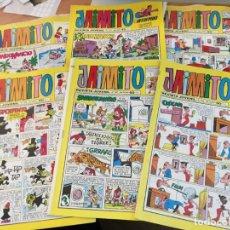 BDs: JAIMITO LOTE Nº 1572, 1626, 1627, 1628, 1629, 1632 (VALENCIANA) (COIB14). Lote 116388115