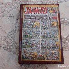 Tebeos: JAIMITO, EDITOTIAL VALENCIANA 1957, Nº 408,431,471,504,510,554,578,595,606, TOTAL 38 TEBEOS. Lote 116422179