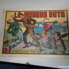 Tebeos: LA MONEDA ROTA 298. Lote 116543159