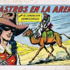 Tebeos: EL ESPADACHÍN ENMASCARADO RASTROS EN LA ARENA Nº 84 . Lote 116601447
