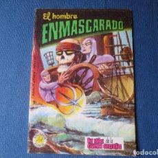 Tebeos: EL HOMBRE ENMASCARADO N.º 6 - EDITORA VALENCIANA 1980 - COLOSOS DEL CÓMIC N.º 100. Lote 117004587
