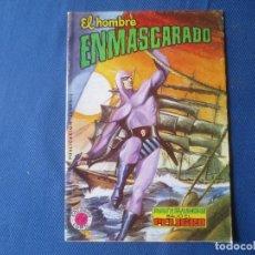 Tebeos: EL HOMBRE ENMASCARADO N.º 12 - EDITORA VALENCIANA 1980 - COLOSOS DEL CÓMIC N.º 135. Lote 117004927