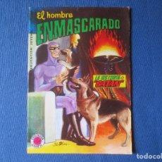 Tebeos: EL HOMBRE ENMASCARADO N.º 18 - EDITORA VALENCIANA 1980 - COLOSOS DEL CÓMIC N.º 156. Lote 117005943