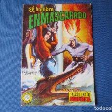 Tebeos: EL HOMBRE ENMASCARADO N.º 23 - EDITORA VALENCIANA 1980 - COLOSOS DEL CÓMIC N.º 181. Lote 117006815