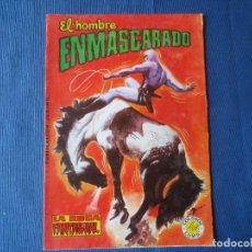 Tebeos: EL HOMBRE ENMASCARADO N.º 25 - EDITORA VALENCIANA 1981 - COLOSOS DEL CÓMIC N.º 190. Lote 117007407