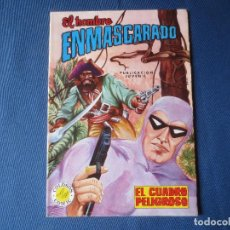 Tebeos: EL HOMBRE ENMASCARADO N.º 35 - EDITORA VALENCIANA 1981 - COLOSOS DEL CÓMIC N.º 227. Lote 117008439