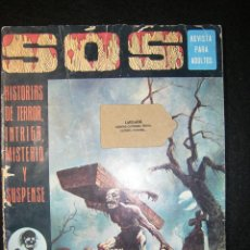 Tebeos: S.O.S. AÑO 1 Nº 19. Lote 117162307