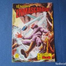 Tebeos: EL HOMBRE ENMASCARADO N.º 49 - EDITORA VALENCIANA 1981 - COLOSOS DEL CÓMIC N.º 241. Lote 117186519