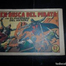 Tebeos: EL GUERRERO DEL ANTIFAZ Nº 75 EDITORIAL VALENCIANA ORIGINAL . Lote 117407715