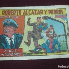 Tebeos: ROBERTO ALCAZAR Y PEDRIN Nº 857. EDITORIAL VALENCIANA 1969. ORIGINAL.. Lote 117518235