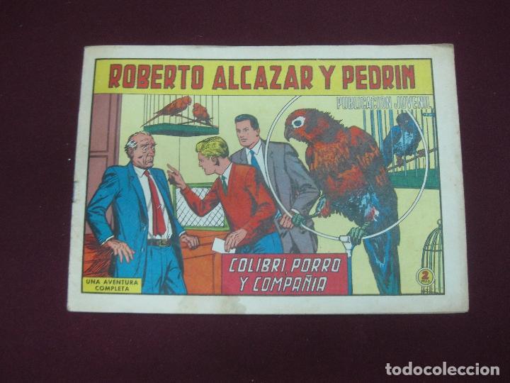ROBERTO ALCAZAR Y PEDRIN Nº 860. EDITORIAL VALENCIANA 1969. (Tebeos y Comics - Valenciana - Roberto Alcázar y Pedrín)