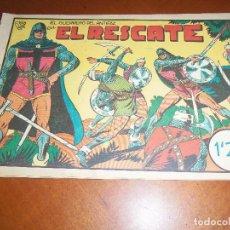 Tebeos: EL GUERRERO DEL ANTIFAZ-Nº 29-ORIGINAL-. Lote 117519891
