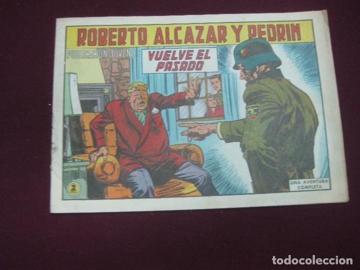 ROBERTO ALCAZAR Y PEDRIN Nº 884. EDITORIAL VALENCIANA 1969. (Tebeos y Comics - Valenciana - Roberto Alcázar y Pedrín)