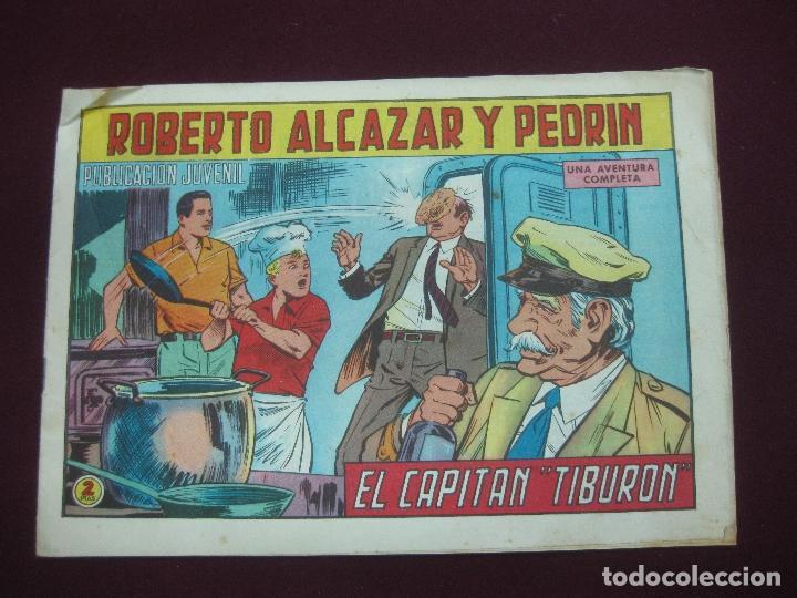 ROBERTO ALCAZAR Y PEDRIN Nº 852. EDITORIAL VALENCIANA 1969. (Tebeos y Comics - Valenciana - Roberto Alcázar y Pedrín)