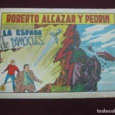 Tebeos: ROBERTO ALCAZAR Y PEDRIN Nº 862. EDITORIAL VALENCIANA 1969.. Lote 117522871