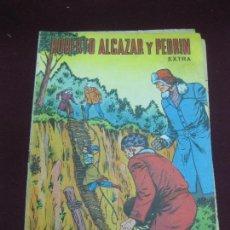 Tebeos: ROBERTO ALCAZAR Y PEDRIN EXTRA Nº 16. EDITORIAL VALENCIANA 1966.. Lote 117525987