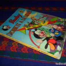 Tebeos: LIBROS ILUSTRADOS PUMBY Nº 8. VALENCIANA 1969. 35 PTS. COHETE A LA LUNA.. Lote 117606323