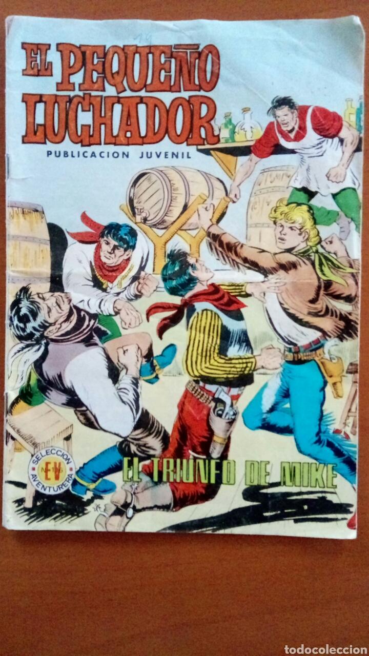 EL PEQUEÑO LUCHADOR N°85 (Tebeos y Comics - Valenciana - Pequeño Luchador)