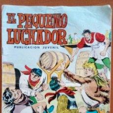 Tebeos: EL PEQUEÑO LUCHADOR N°85. Lote 117699667