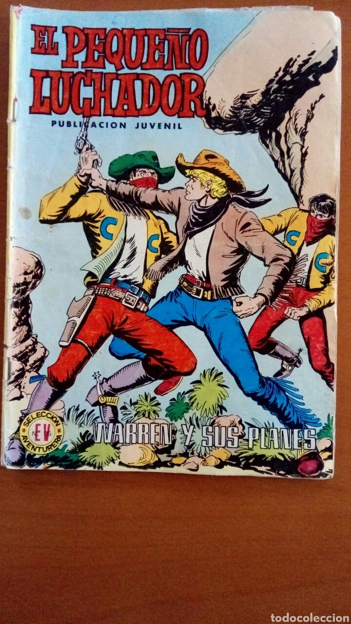 EL PEQUEÑO LUCHADOR N°74 (Tebeos y Comics - Valenciana - Pequeño Luchador)