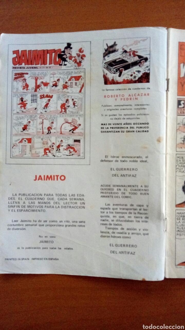 Tebeos: El pequeño luchador N°74 - Foto 3 - 117699890