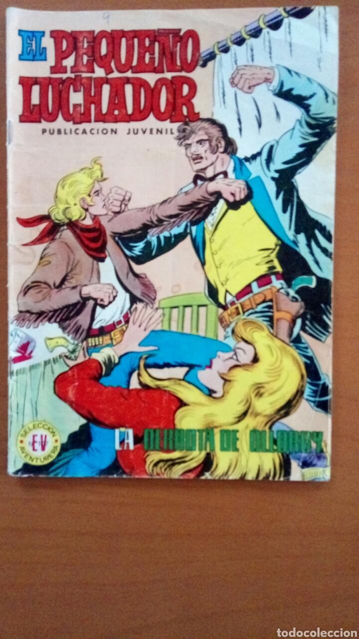 EL PEQUEÑO LUCHADOR N°79 (Tebeos y Comics - Valenciana - Pequeño Luchador)