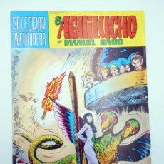 Tebeos: SELECCIÓN AVENTURERA 192. EL AGUILUCHO 11. EL VOLCÁN DE LOS HORRORES VALENCIANA, 1981. ORIGINAL. Lote 118172906