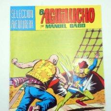 Tebeos: SELECCIÓN AVENTURERA 202. EL AGUILUCHO 21. LUCHA A MUERTE EN EL MAR (GAGO) VALENCIANA, 1981. Lote 118172922