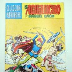 Tebeos: SELECCIÓN AVENTURERA 211. EL AGUILUCHO 30. LA PEOR DE LAS SUERTES (GAGO) VALENCIANA, 1981. ORIGINAL. Lote 118172950