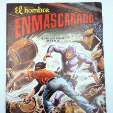 Tebeos: COLOSOS DEL COMIC 236. EL HOMBRE ENMASCARADO 44. HERENCIA PIRATA. VALENCIANA, 1981. ORIGINAL. OFRT. Lote 130924676