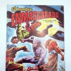 Tebeos: COLOSOS DEL COMIC 237. EL HOMBRE ENMASCARADO 45. LA TRAMPA. VALENCIANA, 1981. ORIGINAL. OFRT. Lote 130924672