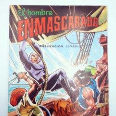 Tebeos: EL HOMBRE ENMASCARADO 48. LA CONDESA DRAGULAR. VALENCIANA, 1982. ORIGINAL. OFRT. Lote 130924665