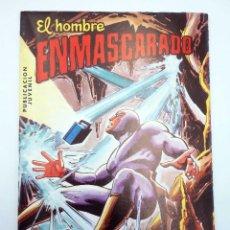 Tebeos: EL HOMBRE ENMASCARADO 49. EL MISTERIO DEL RÍO. VALENCIANA, 1982. ORIGINAL. OFRT. Lote 130924663