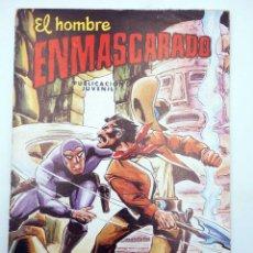 Tebeos: EL HOMBRE ENMASCARADO 50. EL ORO DE LOS INCAS. VALENCIANA, 1982. ORIGINAL. OFRT. Lote 130924660