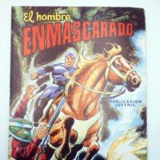 Tebeos: COLOSOS DEL COMIC 243. EL HOMBRE ENMASCARADO 51. EL DICTADOR. VALENCIANA, 1982. ORIGINAL. OFRT. Lote 130924657