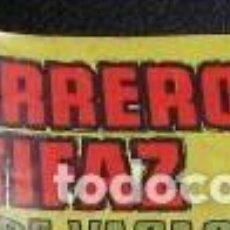 Tebeos: EL GUERRERO DEL ANTIFAZ ALMANAQUE EDITORIAL VALENCIANA LOTE 7 NUMEROS ALMANAQUES EXTRAS BUEN ESTADO. Lote 118309215