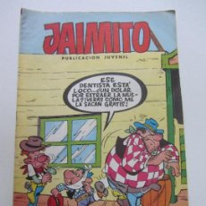 Livros de Banda Desenhada: JAIMITO - PUBLICACIÓN JUVENIL - Nº 1665 - EDITORA VALENCIANA - 1984 CS104. Lote 118354111