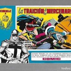 Tebeos: TEBEO. EL GUERRERO DEL ANTIFAZ. HOMENAJE A MANUEL GAGO. Nº 74. Lote 118542123