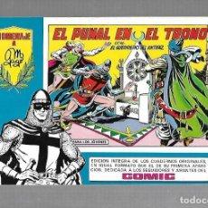 Tebeos: TEBEO. EL GUERRERO DEL ANTIFAZ. HOMENAJE A MANUEL GAGO. Nº 67. Lote 118542179