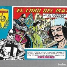 Tebeos: TEBEO. EL GUERRERO DEL ANTIFAZ. HOMENAJE A MANUEL GAGO. Nº 47. Lote 118542287