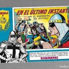 Tebeos: TEBEO. EL GUERRERO DEL ANTIFAZ. HOMENAJE A MANUEL GAGO. Nº 86. Lote 118543515