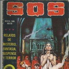 Tebeos: S.O.S. II ÉPOCA S O S Nº 3 EDITORIAL VALENCIANA. Lote 118556327
