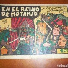Tebeos: EL GUERRERO DEL ANTIFAZ Nº-14--PREDILECTO. Lote 118584519