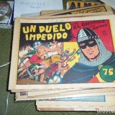 Tebeos: EL GUERRERO DEL ANTIFAZ -Nº 12--PREDILECTO. Lote 118585035