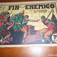Tebeos: EL GUERRERO DEL ANTIFAZ -Nº 25--PREDILECTOS--. Lote 118585903