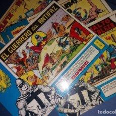 Tebeos: EL GUERRERO DEL ANTIFAZ - COLECCION COMPLETA DE 98 COMICS. Lote 118591227