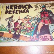 Tebeos: EL GUERRERO DEL ANTIFAZ--Nº 7--PREDILECTOS. Lote 118666663