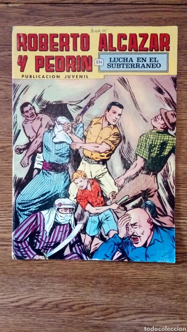 ROBERTO ALCÁZAR Y PEDRIN. N°158. (Tebeos y Comics - Valenciana - Roberto Alcázar y Pedrín)